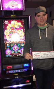 Bobby reels in $12,565 on Lucky Tree