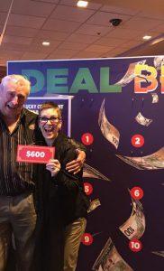 Ian does deal for $600 on Deal Breaker
